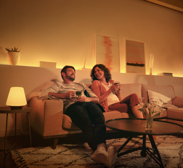 the best smart bulbs: philips hue