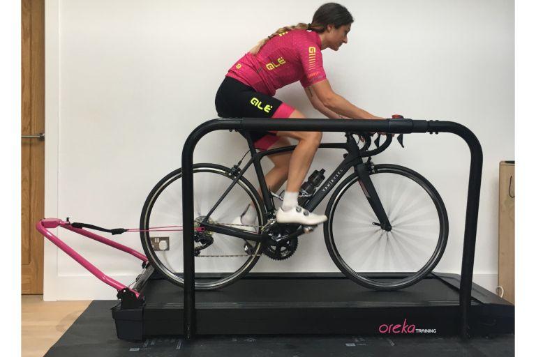 Oreka 02 indoor trainer