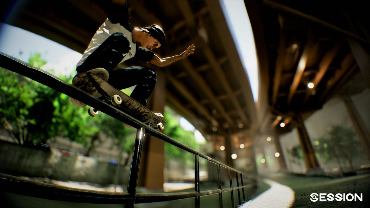 Skateboarding sim Session delayed on Xbox One