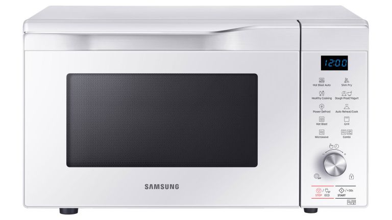 Samsung's HotBlast MC32K7055CW 32 litre combination microwave oven