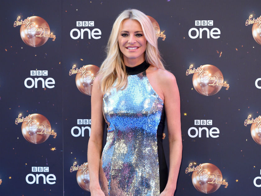 Tess Daly reveals which member of the Royal Family she wants to see on Strictly Come Dancing