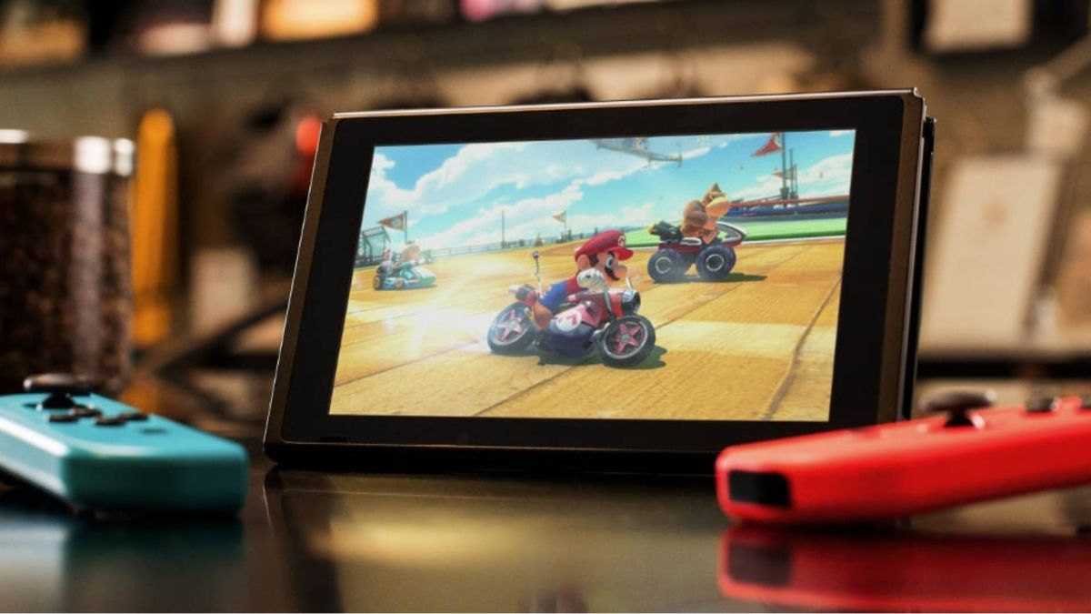 OLED manufacturer mentions Nintendo Switch Pro in investor briefing