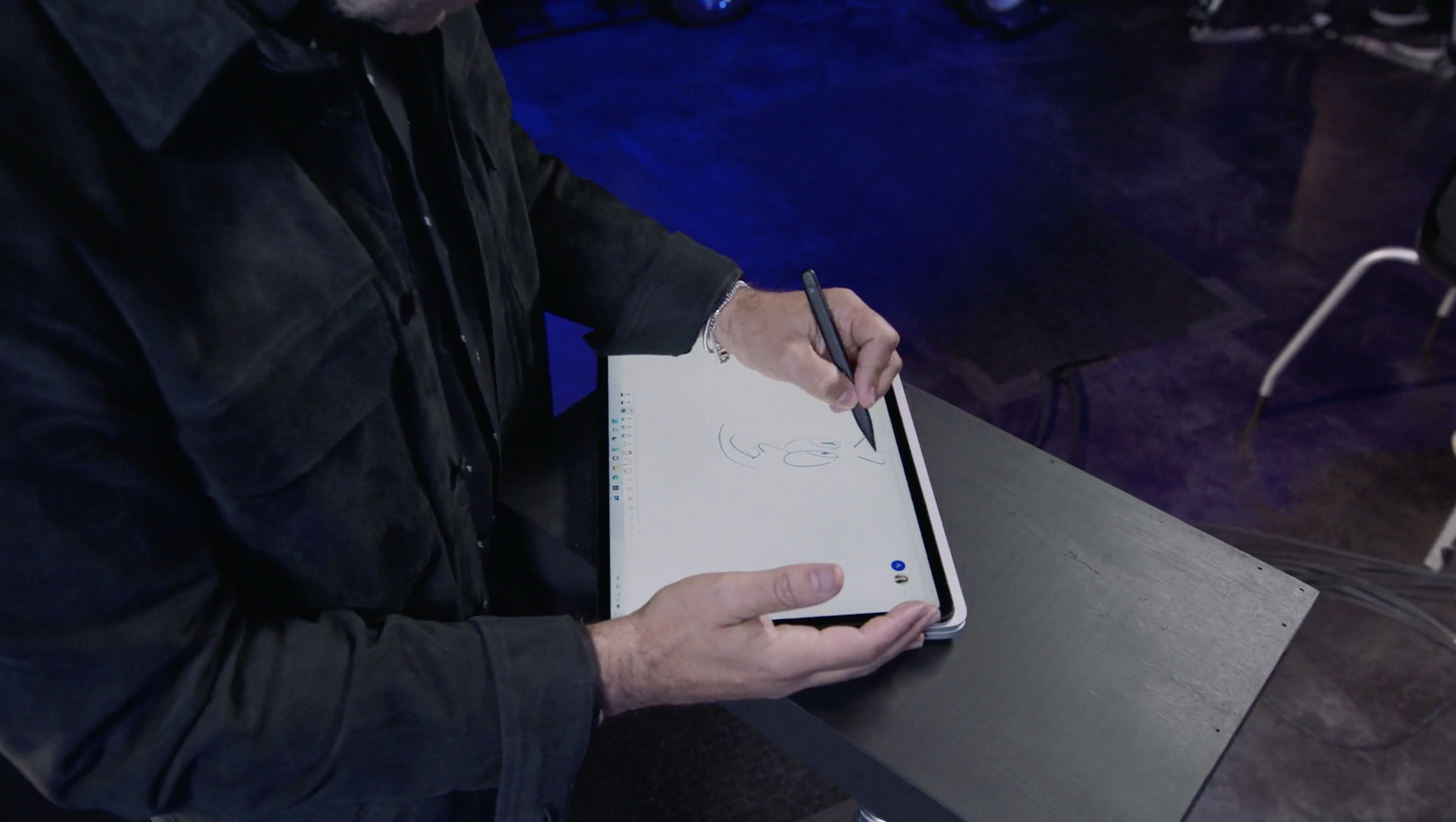 Surface Laptop Studio at Surface Event 2021