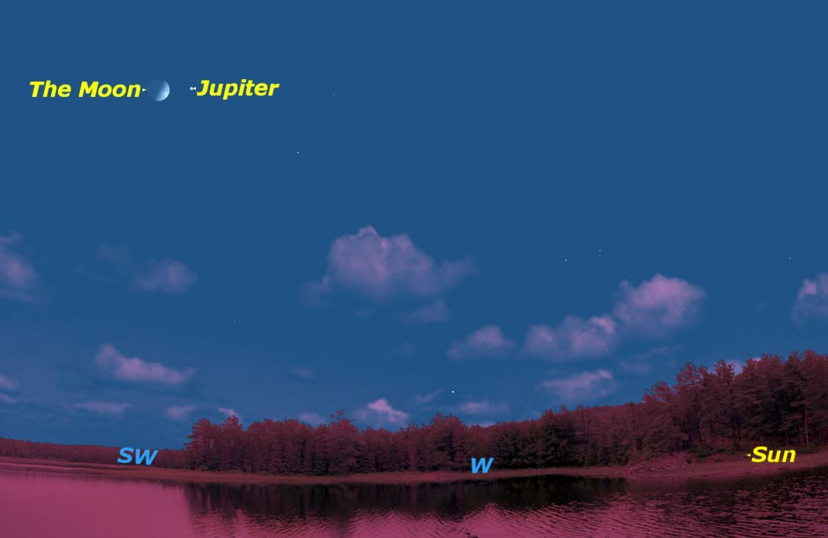 The Brightest Planets in June's Night Sky: How to See Them ...