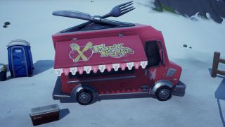 Fortnite Food Trucks