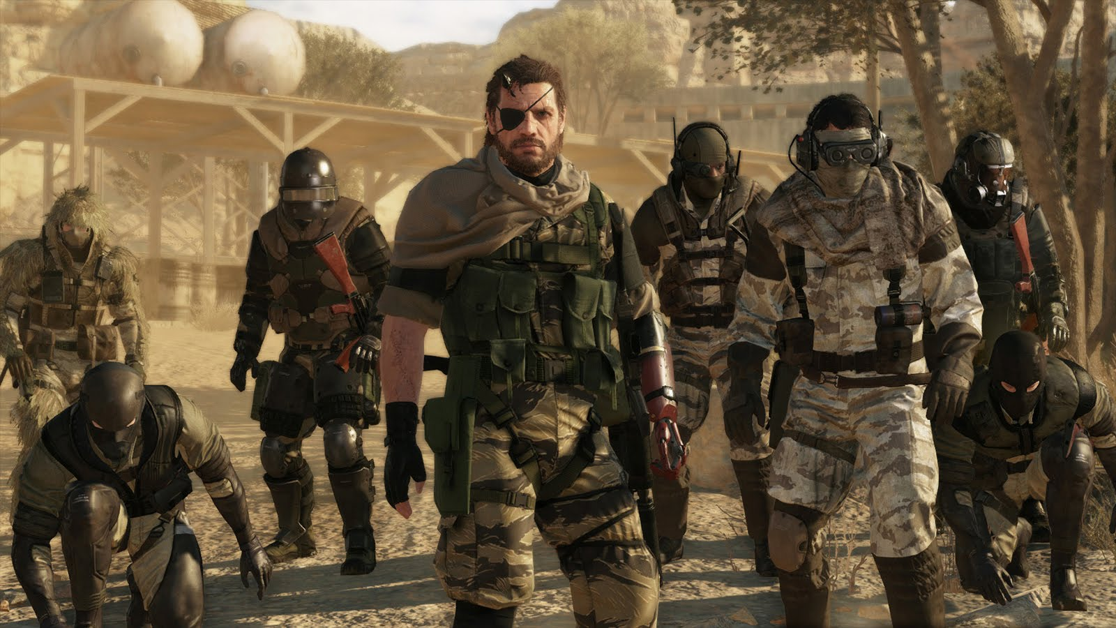 Metal Gear Solid 6 Everything We Know So Far Techradar