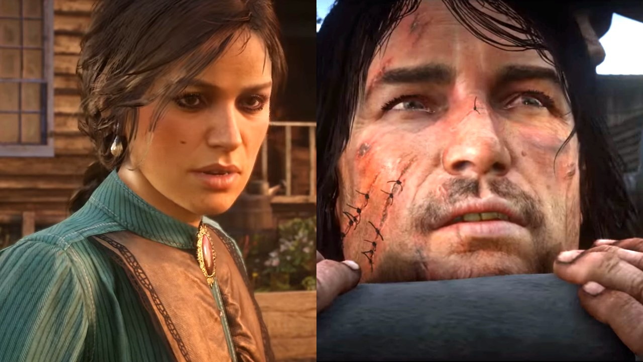 The New Red Dead Redemption 2 Trailer Reveals Both John Marston And
