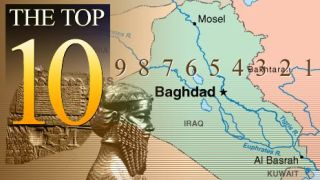 Top 10 Battles for the Control of Iraq