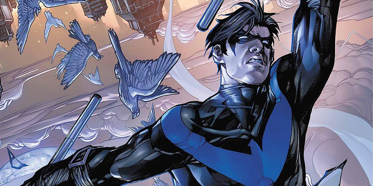 Nightwing in DC Comics