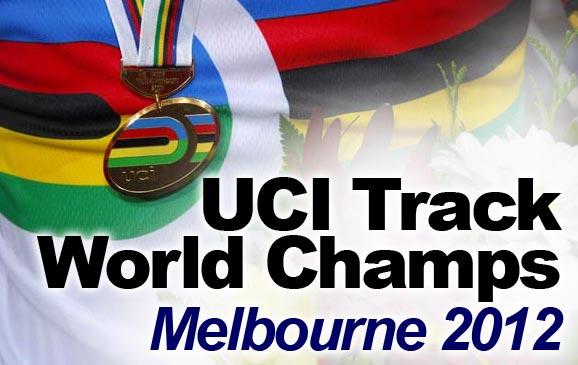 Track World Championships 2012 logo