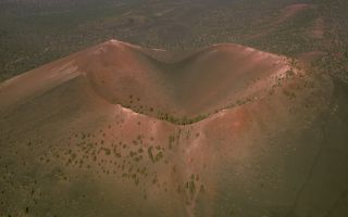 Sunset Crater National Monument national park service archive