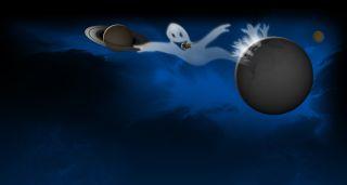 Spooky solar system