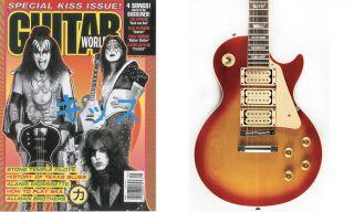Ace Frehley's 1993 Gibson Les Paul