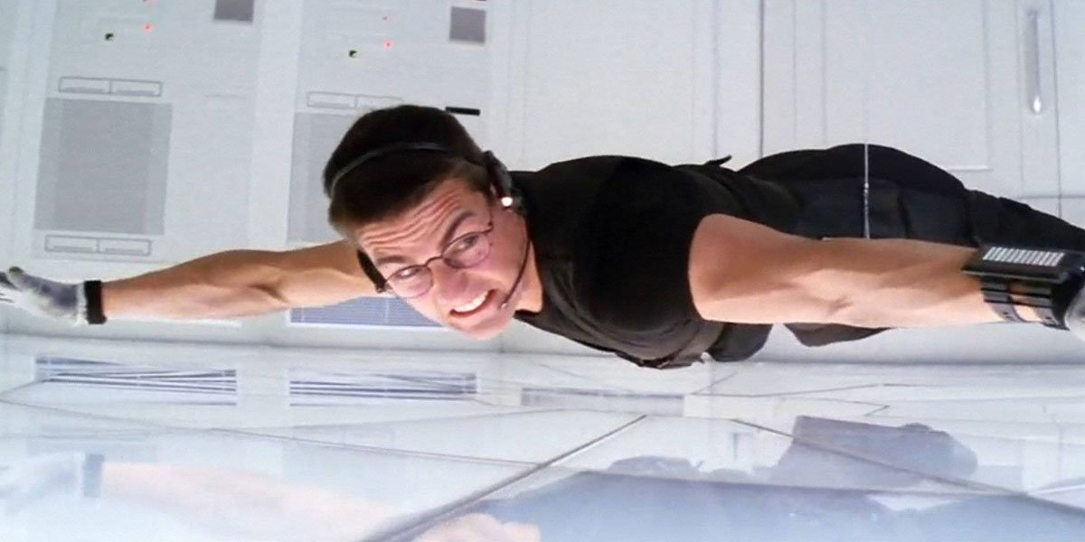 Tom Cruise most famous Mission: Impossible Moment