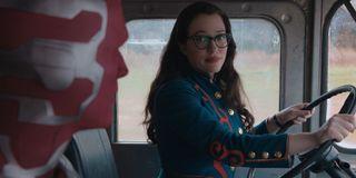 Kat Dennings as Darcy Lewis in WandaVision.