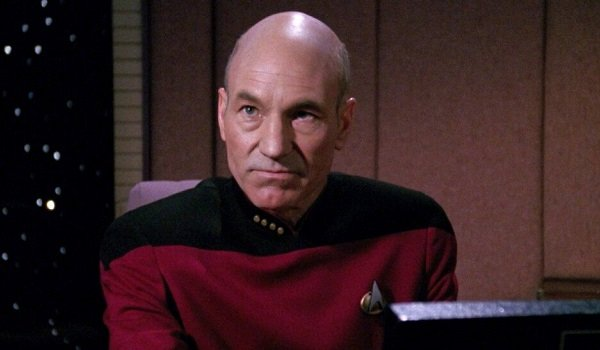 Jean-Luc Picard Star Trek: The Next Generation