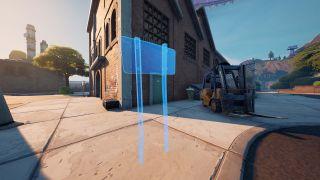 Fortnite chapter 2 season 7 week 14 challenge warning signs dirty docks