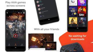 Google Stadia smartphone