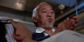 Apparently, No One Originally Wanted To Hire Pat Morita For The Karate Kid