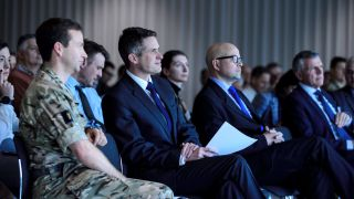 Defence Secretary Gavin Williamson announced £66 million new funding for the military's robotics projects. Image credit: Ministry of Defence © UK Crown copyright 2019
