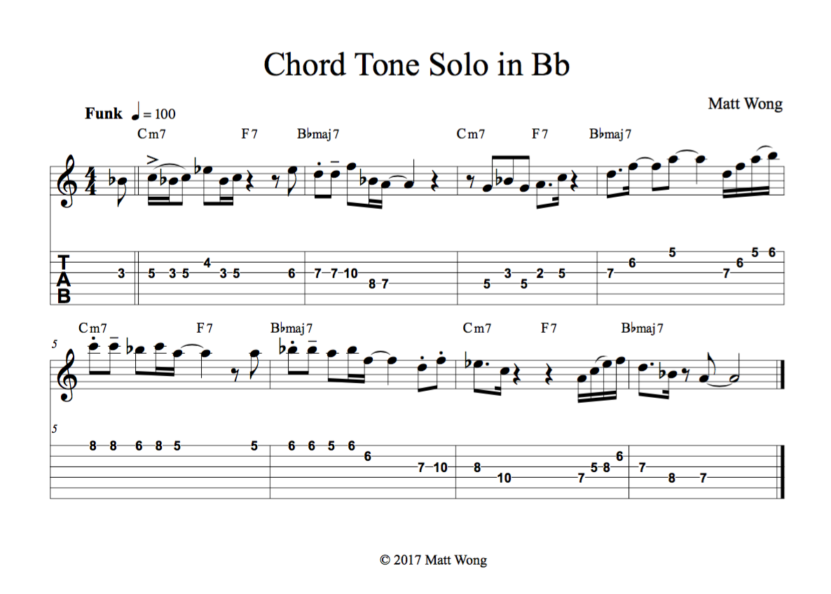 Bring Out the Sound of Each Chord in Your Solos | Guitarworld