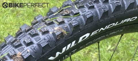 Michelin Wild Enduro Gum-X tyres