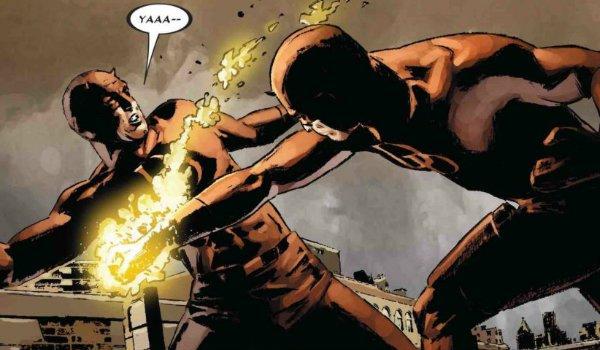 Iron Fist as Daredevil