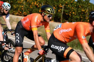 CCC Team's Greg Van Avermaet on stage 5 of the 2020 Volta a la Comunitat Valenciana