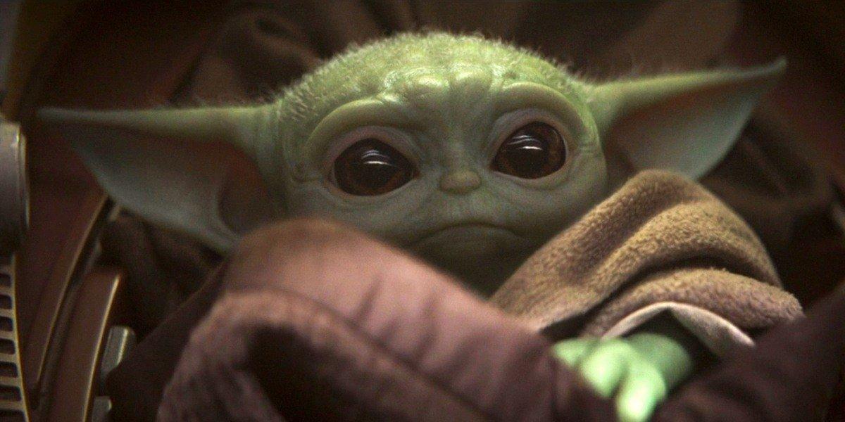 The Mandalorian Baby Yoda