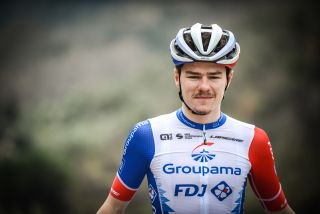 Joe Pidcock, currently racing for the Groupama-FDJ Continental development team