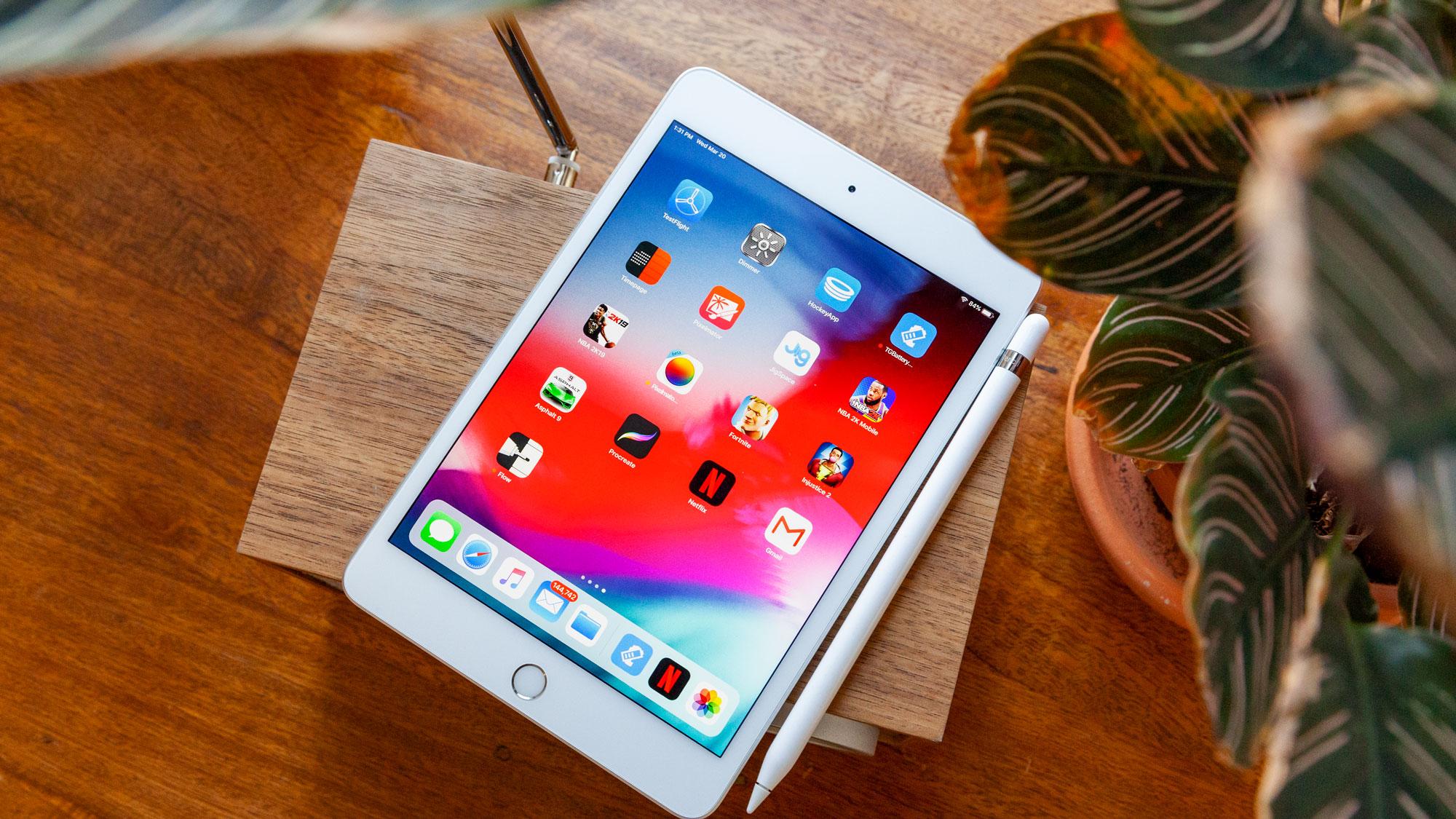 Evento di aprile di Apple: iPad mini