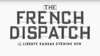 The French Dispatch logo