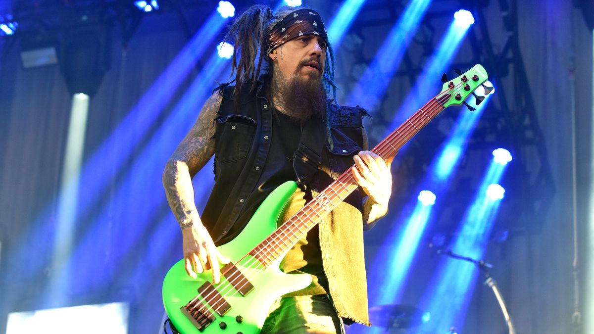"""Fieldy to sit out upcoming Korn tour: """"I will be working towards getting the bad habits out of my system"""""""