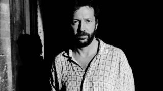 a portrait of eric clapton in 1980