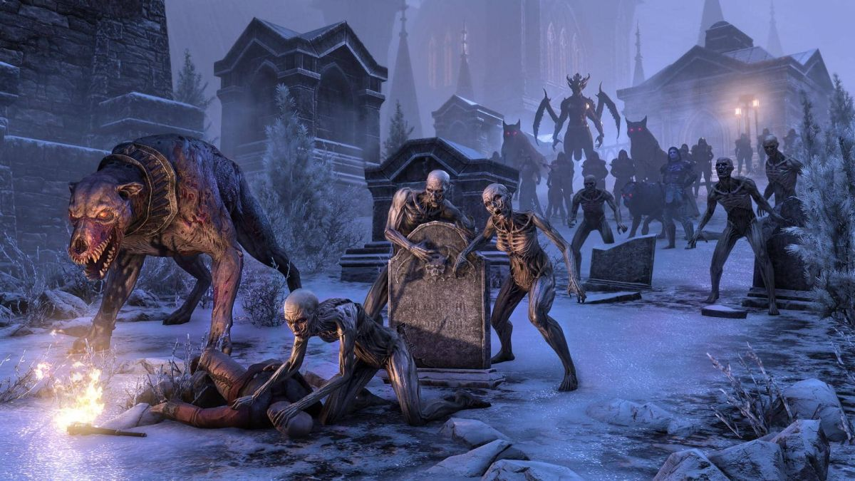 The Elder Scrolls Online: Stonethorn DLC coming with new dungeons, stories, and more