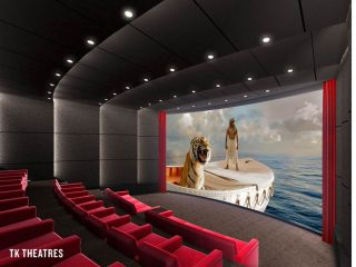 Build The Ultimate Home Cinema With Imax Private Theatre What Hi Fi