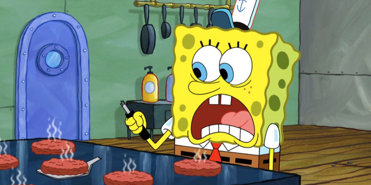 The star of the hit Nicktoon SpongeBob Squarepants