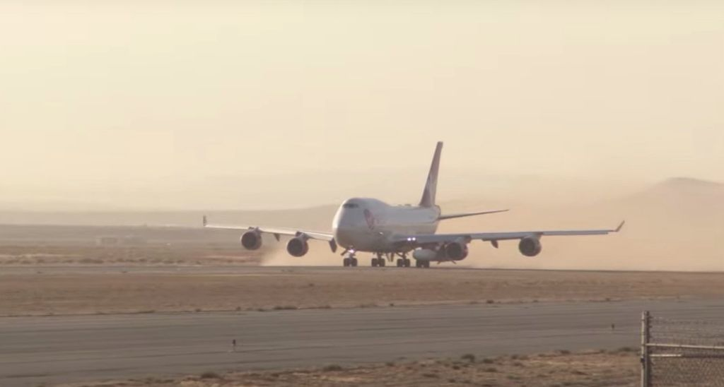 Virgin Orbit launches 7 satellites on third-ever space mission