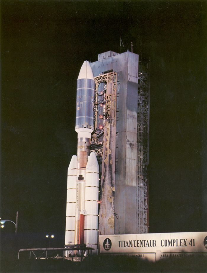 Space History Photo: Voyager 2 Launch | Space