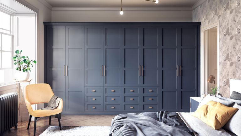 Elise Shaker style wardrobes, My Fitted Bedroom