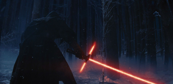 The Force Awakens Star Wars Kylo Ren