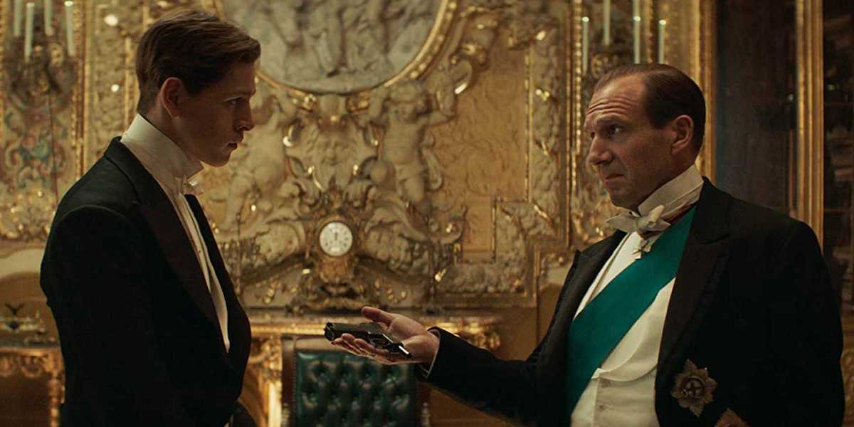 The King's Man Director Teases Connection To Kingsman 3 - CINEMABLEND