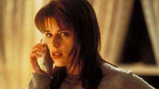 Neve Campbell as Sidney Prescott in Scream 2.