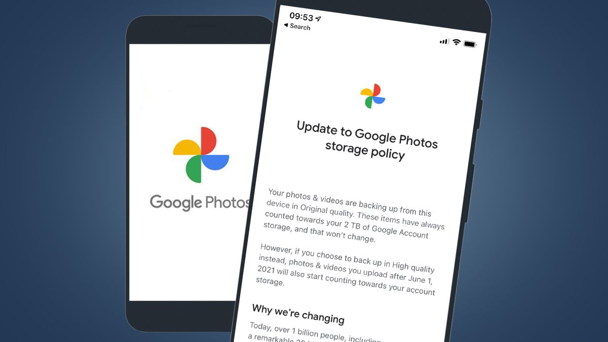 Google Photos unlimited free storage ends today – here's what to do