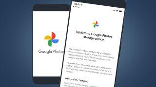 Google Foto, slut på gratis lagring