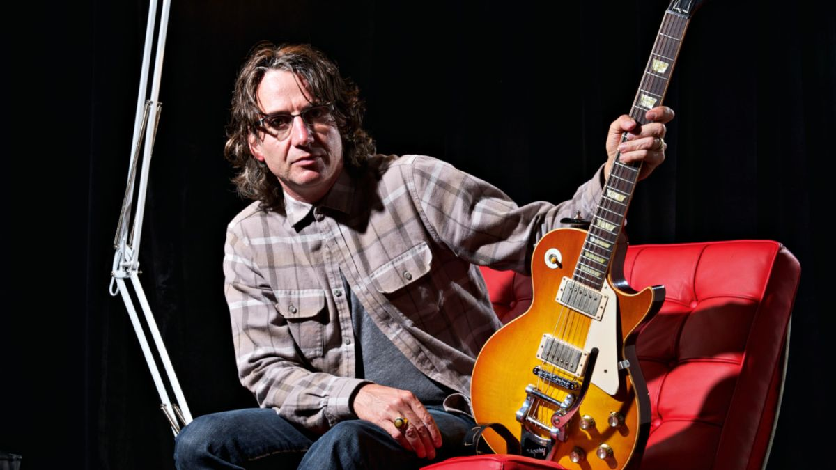 """Pearl Jam guitarist Stone Gossard on his rhythm style: """"It's mostly about subtraction"""""""