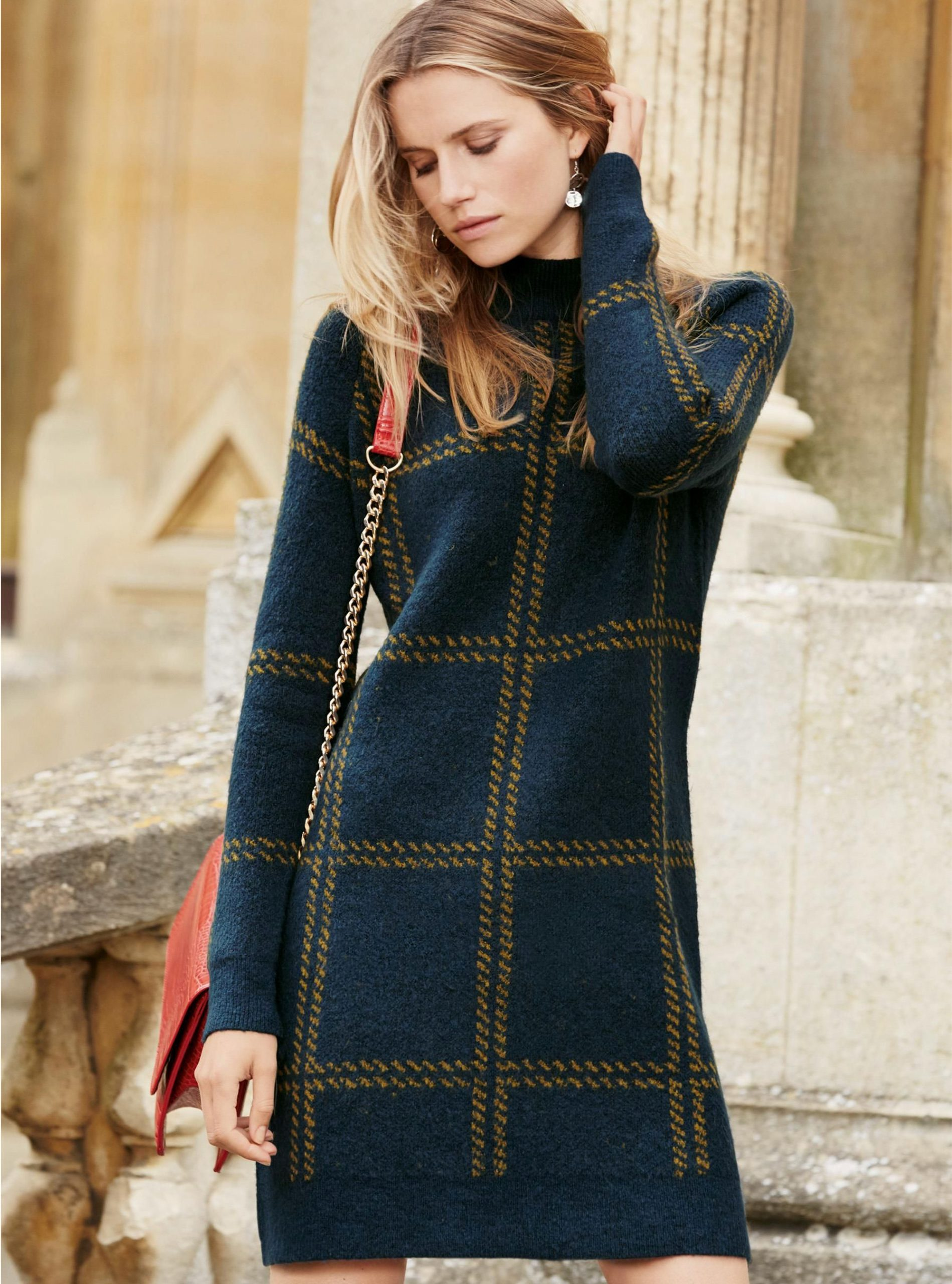 The Jumper Dresses That Will Keep You Toasty This Winter