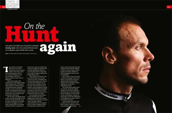 Cycle Sport December 2010