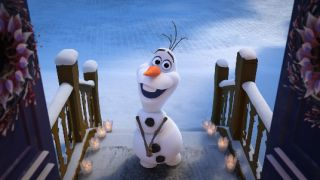 Olaf in 'Olaf's Frozen Adventure'