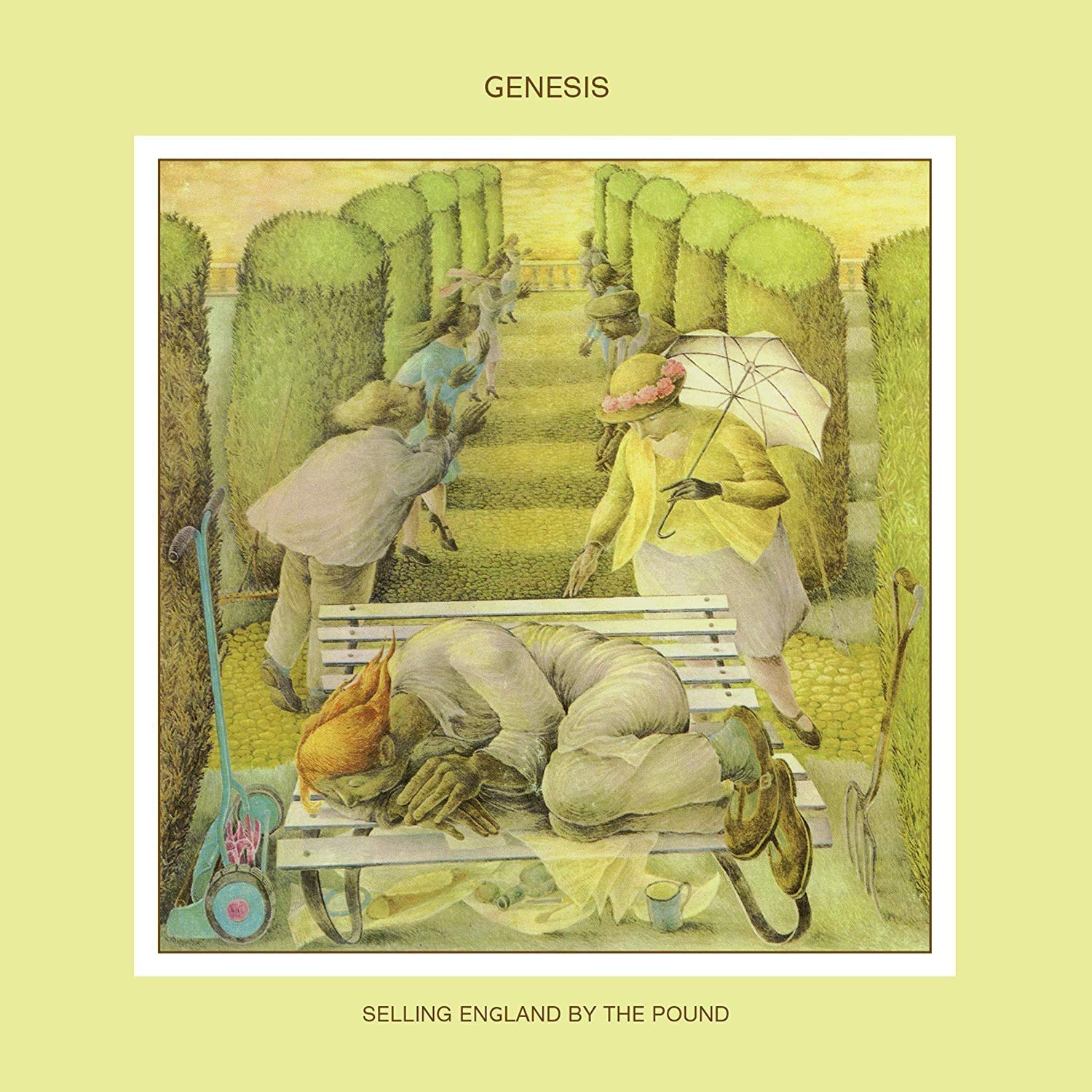 How Genesis made Selling England By The Pound | Louder